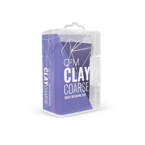 Argila Dura Decontaminare Gyeon Q2M Coarse Clay, 100gr