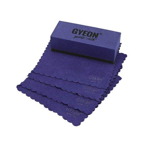 Kit Aplicator & Lavete Piele Intoarsa Gyeon