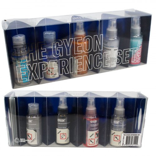 Kit Intretinere Exterior Auto Gyeon Q2M Experience Set