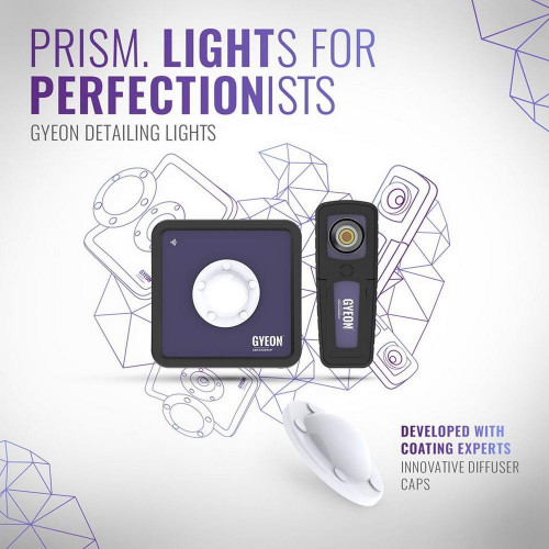 Lampa Control Led Gyeon Prism Plus,Reincarcabila