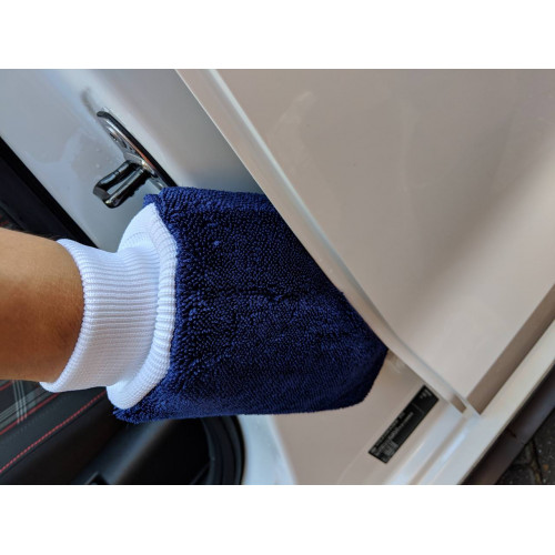 Manusa Microfibre Spalare Auto Gyeon Silk Mitt
