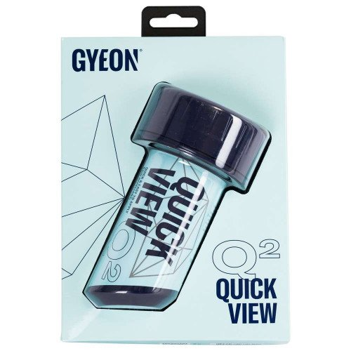 Tratament Hidrofob Parbriz Gyeon Q2M Quick View, 120ml