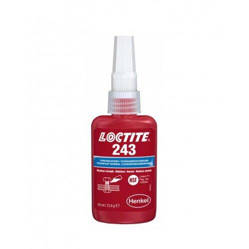 Adeziv Asigurator Filet Loctite 243, 50ml