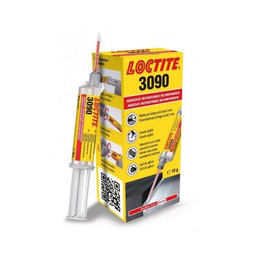 Adeziv Bicomponent pentru Metal si Plastic Loctite 3090