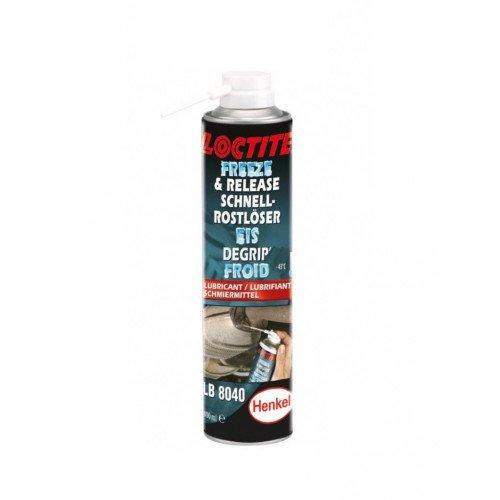 Spray Degripant Soc Termic si Ungere Loctite 8040, 400ml