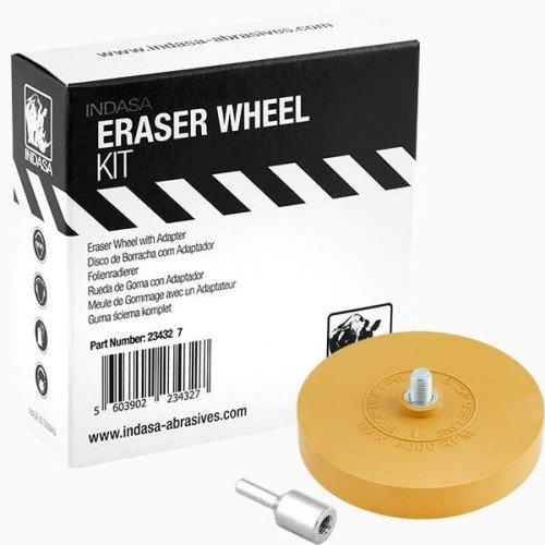 Radiera Inlaturare Lipici Jante Indasa Eraser Wheel Kit
