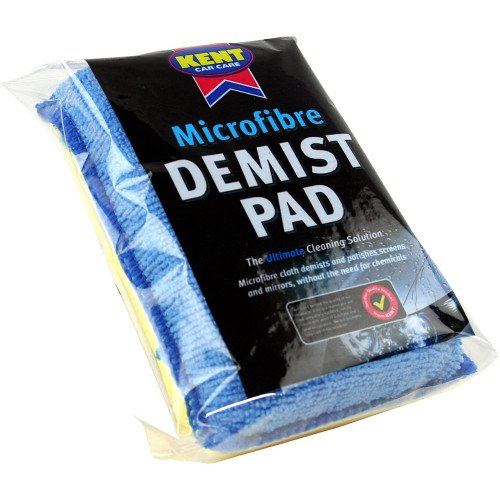 Aplicator Microfibre Kent Microfibre Demist Pad