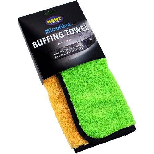Prosop Uscare Auto Kent Microfibre Buffing Towel