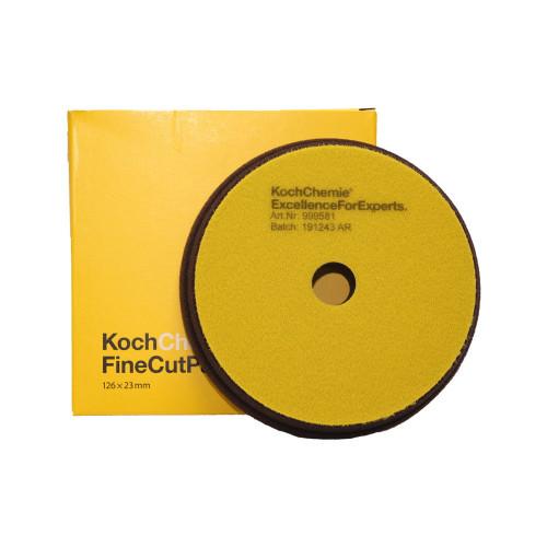 Burete Mediu Abraziv Koch Chemie Fine Cut, 126mm
