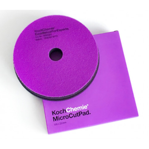 Burete Finish Koch Chemie Micro Cut Pad,150mm