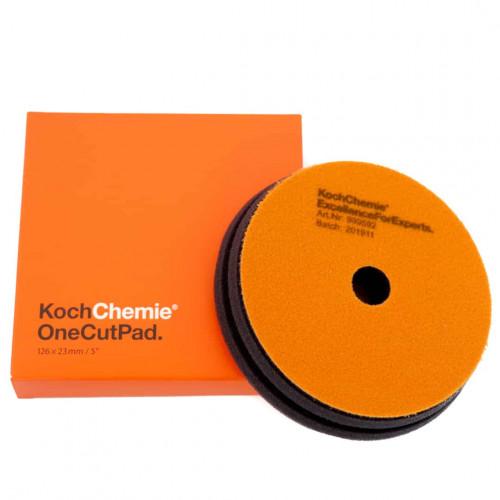 Burete Polish Mediu Abraziv Koch Chemie One Cut Pad,126mm