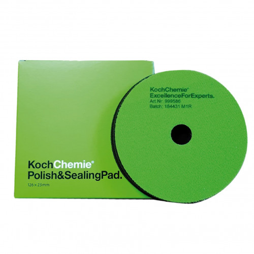 Burete Polish si Ceara Koch Chemie Polish Sealing Pad,126mm