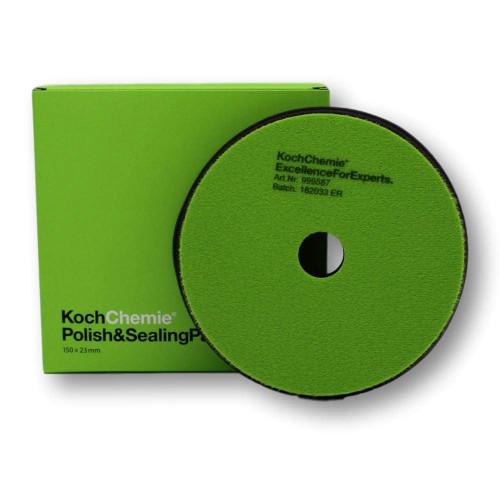 Burete Polish si Ceara Koch Chemie Polish Sealing Pad,150mm