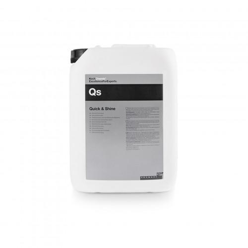 Solutie Detailing Rapid Koch Chemie Quick & Shine,10L