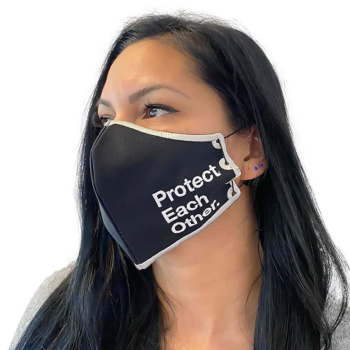 Masca Protectie Textila Reutilizabila Koch Chemie, Fara Adaos Comercial