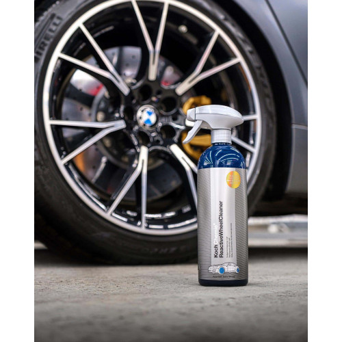 Solutie Curatare Jante Koch Chemie ReactiveWheelCleaner, 750 ml