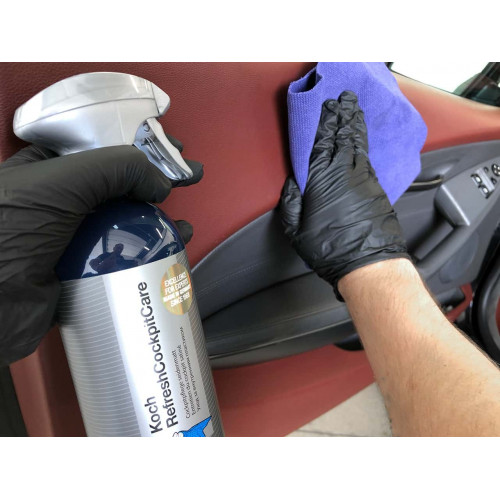 Solutie Curatare Plastice Interioare Koch Chemie RefreshCockpitCare