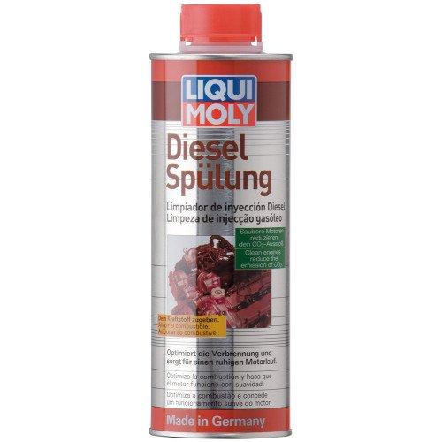 Liqui Moly Diesel Flush - Solutie Curatare Motorina
