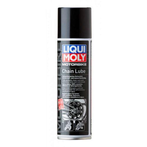 Spray Lubrifiere Lant Liqui Moly Motorbike Chain Lube, 250ml