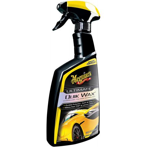 Ceara Auto Lichida Meguiar's Ultimate Quik Wax, 473ml