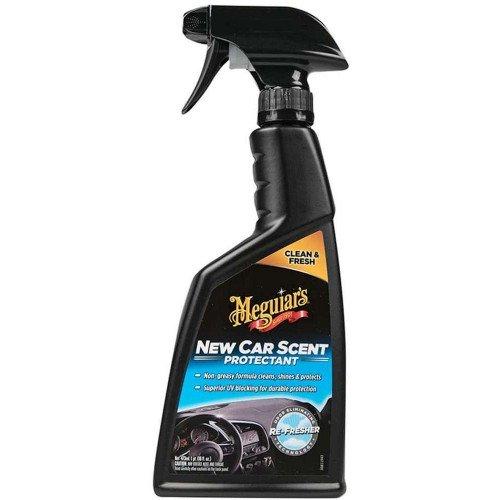 Dressing Plastice Meguiars New Car Scent Protectant, 473ml