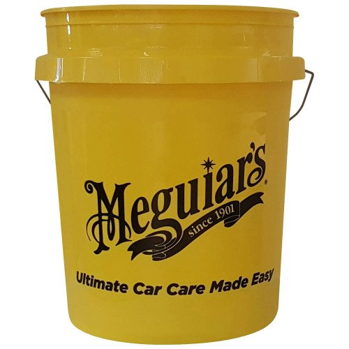 Galeata Spalare Auto Meguiars Empty Bucket, 19L