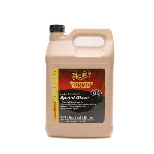 Glaze Vopsea Meguiars Mirror Glaze Speed Glaze M80, 3.78L