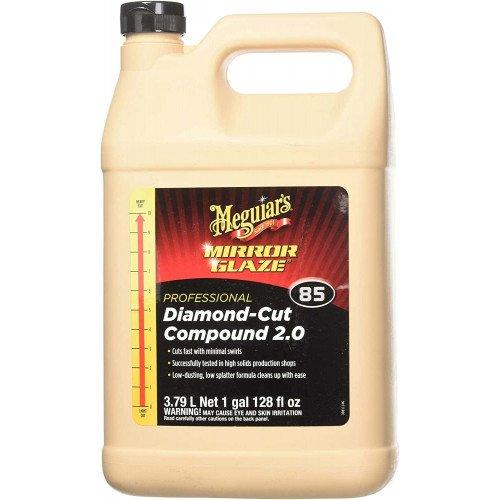 Meguiars 85 Diamond Cut Compound 2.0 3.8L