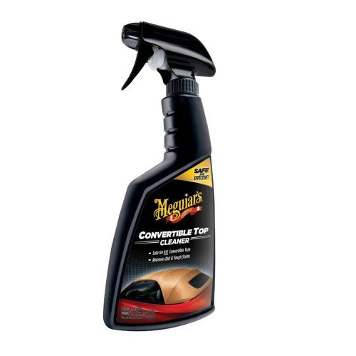 Meguiars Convertible & Cabriolet Cleaner - Solutie Curatare Soft-Top
