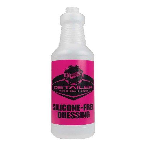 Meguiars Silicone-Free Dressing - Recipient Plastic