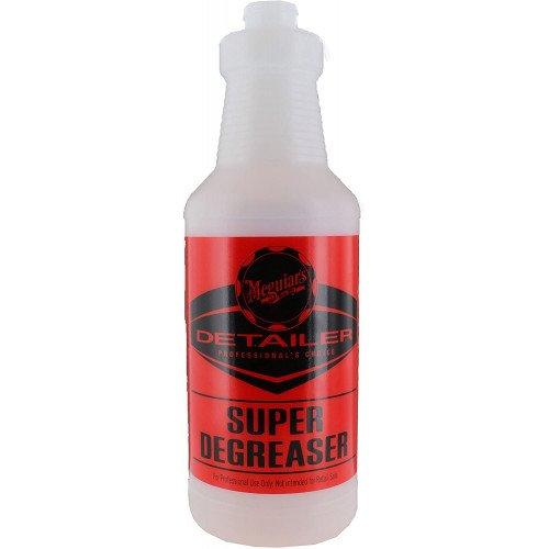 Meguiars Super Degreaser Bottle - Recipient Plastic