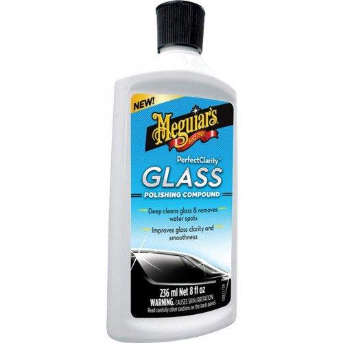 Polish Sticla Meguiars Perfect Clarity Glass Polishing Compound, 235 ml