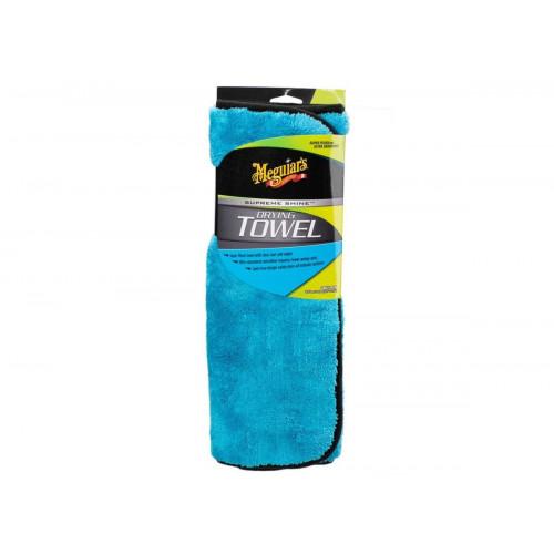 Prosop Uscare Auto Meguiar's Supreme Shine Drying Towel, 55x40cm