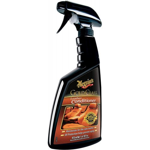 Solutie Intretinere Piele Meguiars Gold Class Leather Conditioner, 473ml