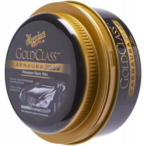 Meguiars Gold Class Clear Coat Paste Wax - Ceara Auto
