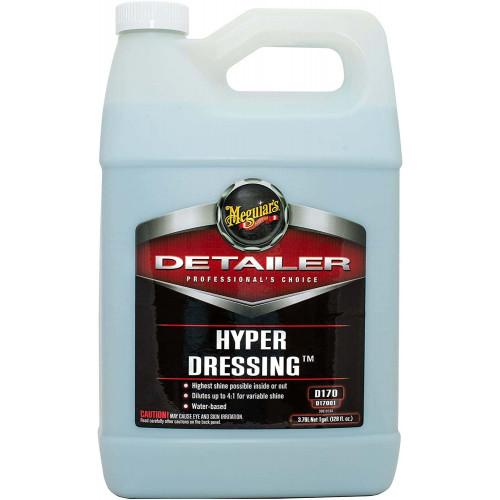 Dressing Exterior & Interior Meguiars Hyper Dressing,3.78L