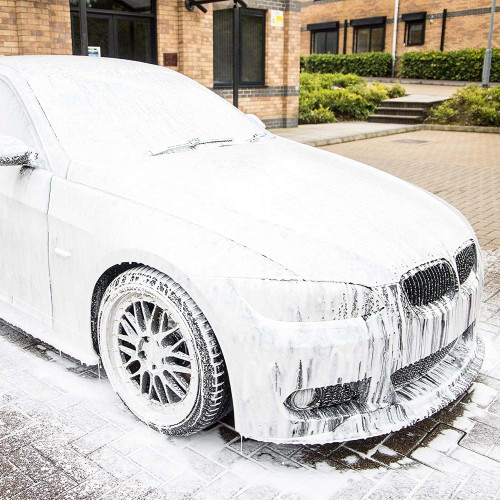 Kit Prespalare Auto Lance si Spuma Meguiar's Ultimate Snow Foam Cannon Kit
