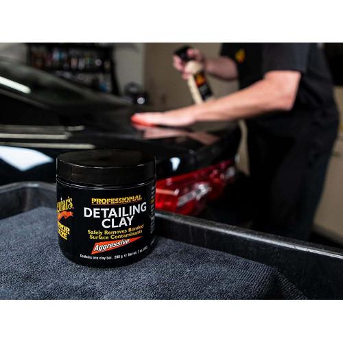 Meguiars Aggressive Overspray Clay - Argila Agresiva Decontaminare