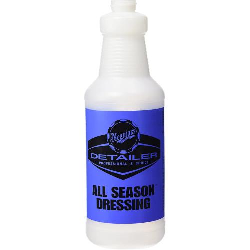 Meguiars All Season Dressing - Recipient Plastic