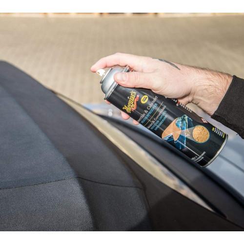 Meguiars Convertible & Cabriolet Weatherproofer - Solutie Impermeabilizare Soft-Top