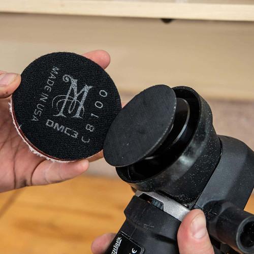 Meguiars DA Microfiber Cutting Pad - Pad Polish Abraziv
