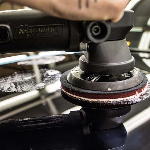 Pad Microfibre Polish Abraziv Meguiar's DA Microfiber Cutting Pad, 140mm