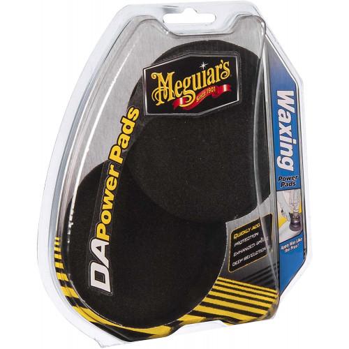 Burete Fin Ceruire Meguiars DA Waxing Power Pads,101mm,2buc