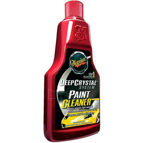 Meguiars Deep Crystal Paint Cleaner - Curatare Vopsea