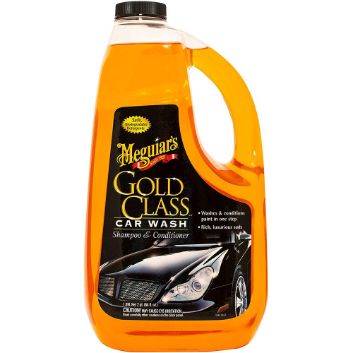 Meguiars Gold Class Car Wash Shampoo & Conditioner - Sampon Auto