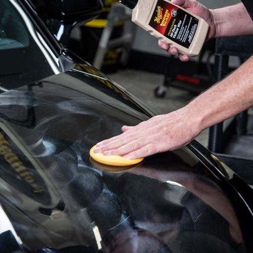 Meguiars Hi-Tech Yellow Wax - Ceara Auto
