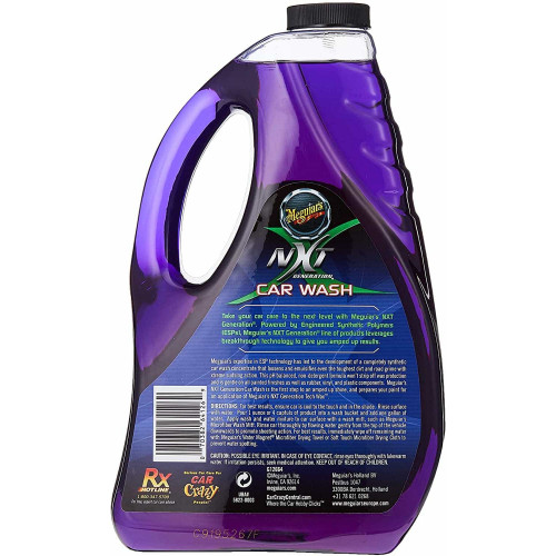 Meguiars NXT Generation Synthetic Car Wash - Sampon Auto 1.89L