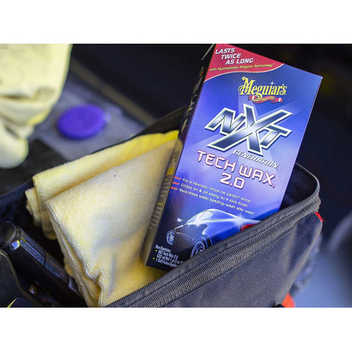 Meguiars NXT Tech 2.0 Liquid Wax - Ceara Auto Lichida