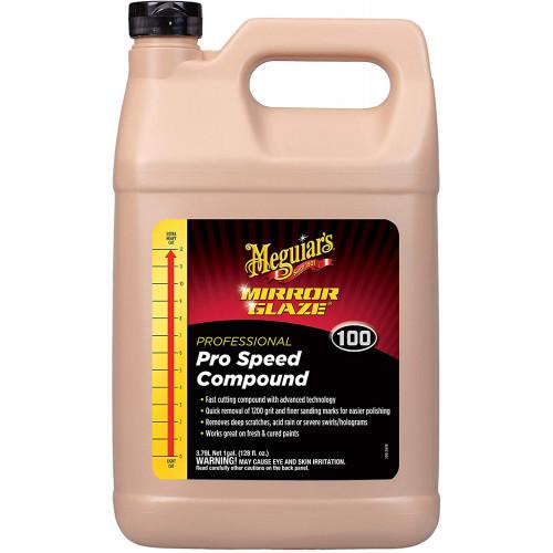 Pasta Polish Abraziv Meguiars M100 Pro Speed Compound,3.78L
