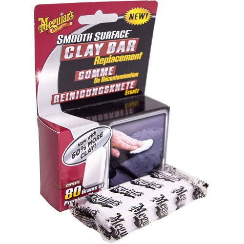 Meguiars Smooth Surface Clay - Argila Decontaminare